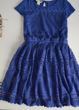Платье monsoon на 9-10л