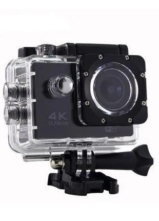 ЭКШН-КАМЕРА 4K Action Camera WI-FI 16 MPX