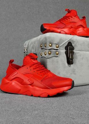 Nike huarache красные