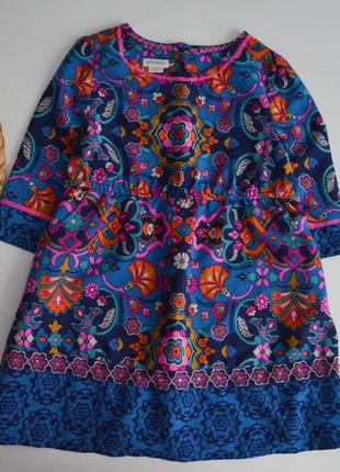 Платье на 5л,monsoon.