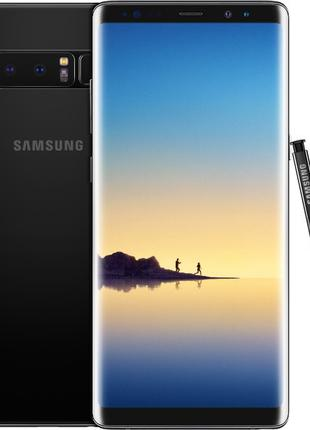 Смартфон Samsung Galaxy NOTE 8 (64gb) DUOS SM-N950FD Black