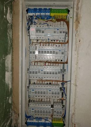 Электромонтаж любой сложности, электрик