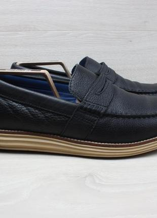 Мужские кожаные туфли / лоферы / мокасины mark nason by skeche...