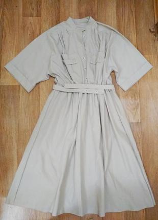 Платье цвета слоновой кости!