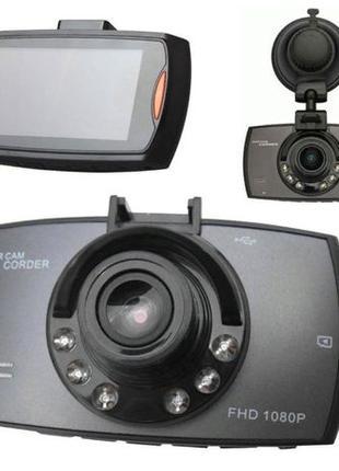 Автомобильный Видеорегистратор G30 - Full HD - G-сенсор - 3 Мп...