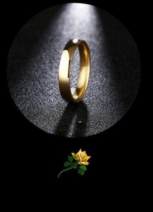 Обручальное кольцо/размер-20 (нержавеющая сталь,медицинское зо...
