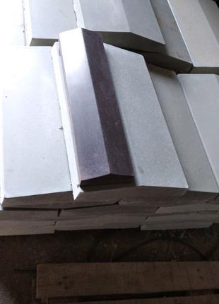 Крышки и колпаки из бетона
