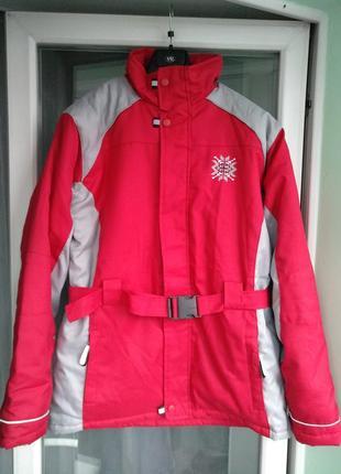"Термо-куртка зимняя ""x-mail"" германия р.176 мужская, подростку..."