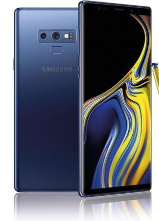 •Samsung Galaxy NOTE 9