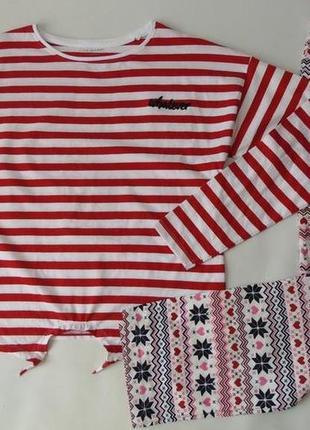 Пижама 11-12 лет 152 см primark англия