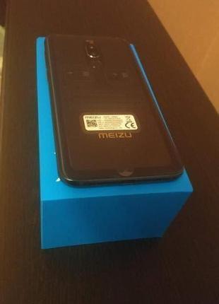 Meizu X8 Black 4/64 Защитное стекло в ПОДАРОК Глобальная версия