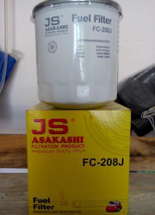 Фільтр паливний  FC-208J  ЯПОНІЯ
