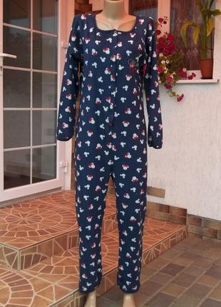 (44р) флисовый комбинезон пижама кигуруми
