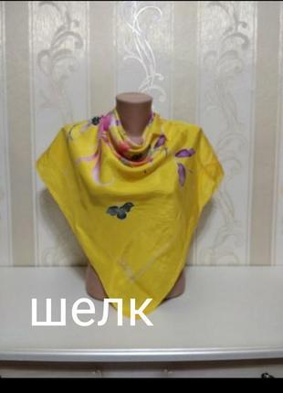 Шелковый платок, 93*93