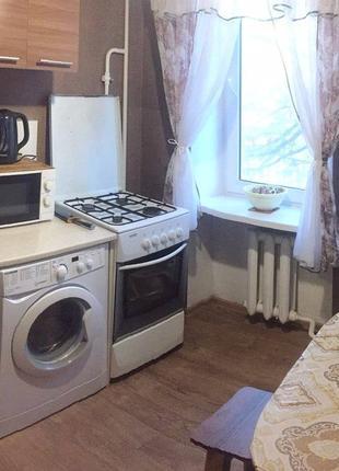 1 комнатная квартира на Глушко