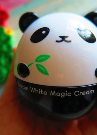 Осветляющий крем для лица tony moly panda's dream white magic ...