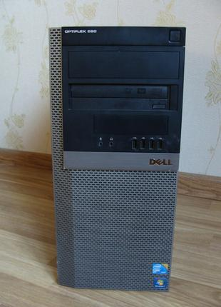 Компьютер системный блок DELL