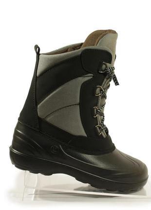 Ботинки зимние для мальчиков подростков, не промокают