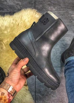 Женские ботинки/сапоги puma by rihanna chelsea sneakers boot b...