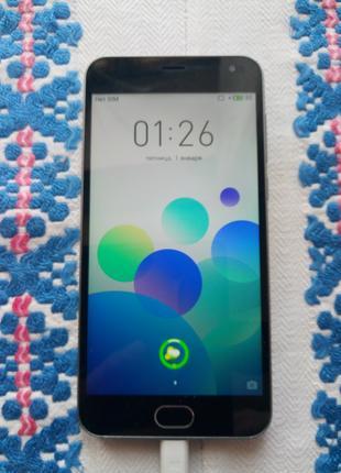 Продам мобильный телефон Мейзу М2 мини.