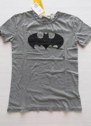 Нова футболка h&m на хлопчика розм. 8-10 р./134-140