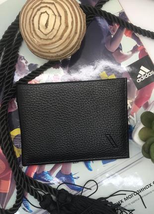 Мужской кошелек с зажимом для денег