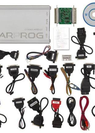 Carprog V8.21 FULL .Доработан,полный комплект+9.31,10.05,10.21.