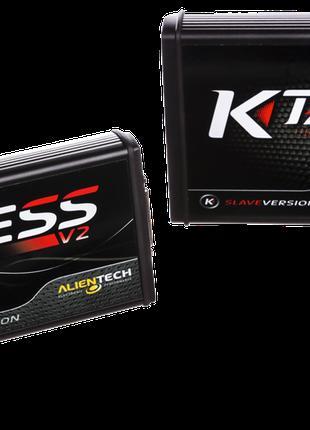 KESS V5.017/K-TAG Master v7.020 ktag