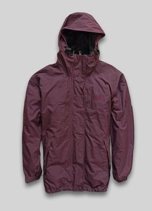 Куртка 3в1 jack wolfskin оригинал унисекс