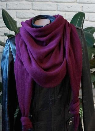 Бактус, шарф, платок, косынка