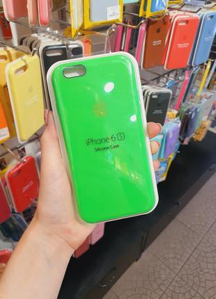 Чехол silicone case для айфон iphone  6 / 6s