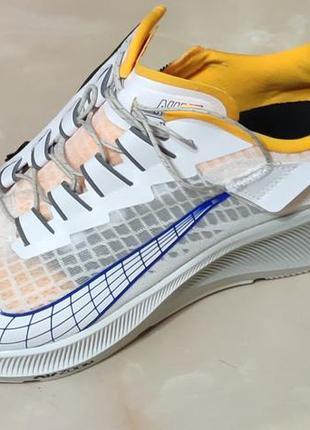 Nike air zoom pegasus 37 flyease by you custom men's running shoe