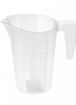 Чаша мерная штабелируемая 1 л