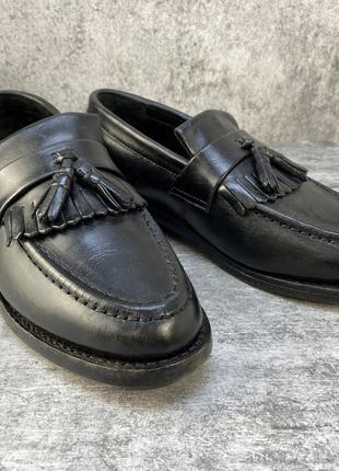 Туфли кожаные Samuel Windsor, качество, Разм 6 (25.5 см), Отл ...