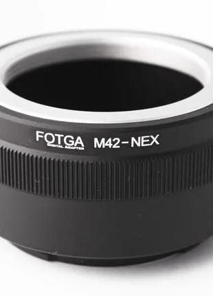 Адаптер переходник M42 - Sony NEX E-mount м42-NEX