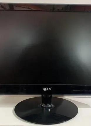 Монитор 21.5 LG Electronics E2240S-PN Glossy Black