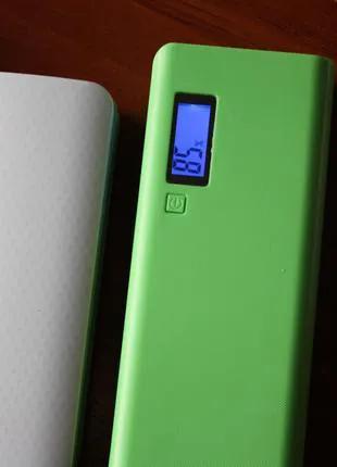 Корпус Павербанк Powerbank 5*18650 + LED (зарядка) micro USB 5V2A