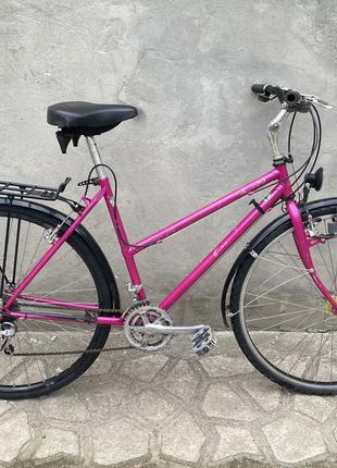 Велосипед дорожный Enic Challange Line, 21 скор, Из Германии