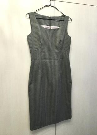 Деловое платье сарафан atmospher