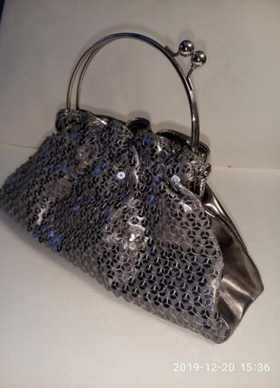 Вечерний клач сумочка