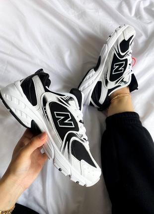 "New balance 530 ""Black/White"""