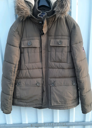 Зимняя мужская куртка XXL