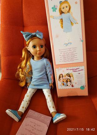 Glitter Girls Dolls by Battat большая кукла с красивыми глазами