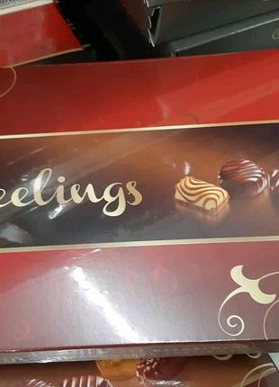Коробка шоколадных конфет 450 грамм