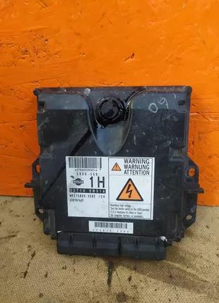 Блок управления двигателем Nissan Pathfinder Navara (R51) 06- 237