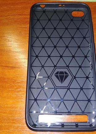 Чехол-бампер полиуретановый для Xiaomi Redmi 5a,новый