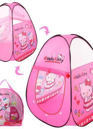 Детская палатка Hello Kitty M 3735