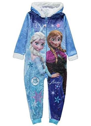 Светящяяся новогодняя пижама кигуруми человечек слип холодное ...