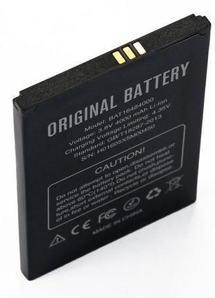 Аккумулятор к телефону Doogee X5 Max/X5 Max Pro 4000mAh