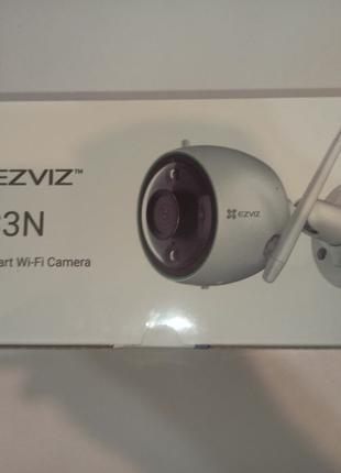 Wi-Fi IP камера Hikvision EZVIZ C3N 1080p.